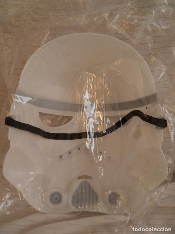 Figuras y Muñecos Star Wars: MASCARA STAR WARS,SOLDADO DE ASALTO,A ESTRENAR - Foto 3 - 121422007