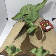 Figuras y Muñecos Star Wars: MAESTRO JODA STAR WARS GOMA MARIONETA 30 CMS. Lote 121652831