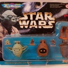 Figuras y Muñecos Star Wars: STAR WARS MICROMACHINES GALOOB N.3. Lote 121735694