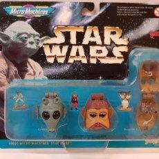 Figuras y Muñecos Star Wars: STAR WARS MICROMACHINES GALOOB N.2. Lote 121735871