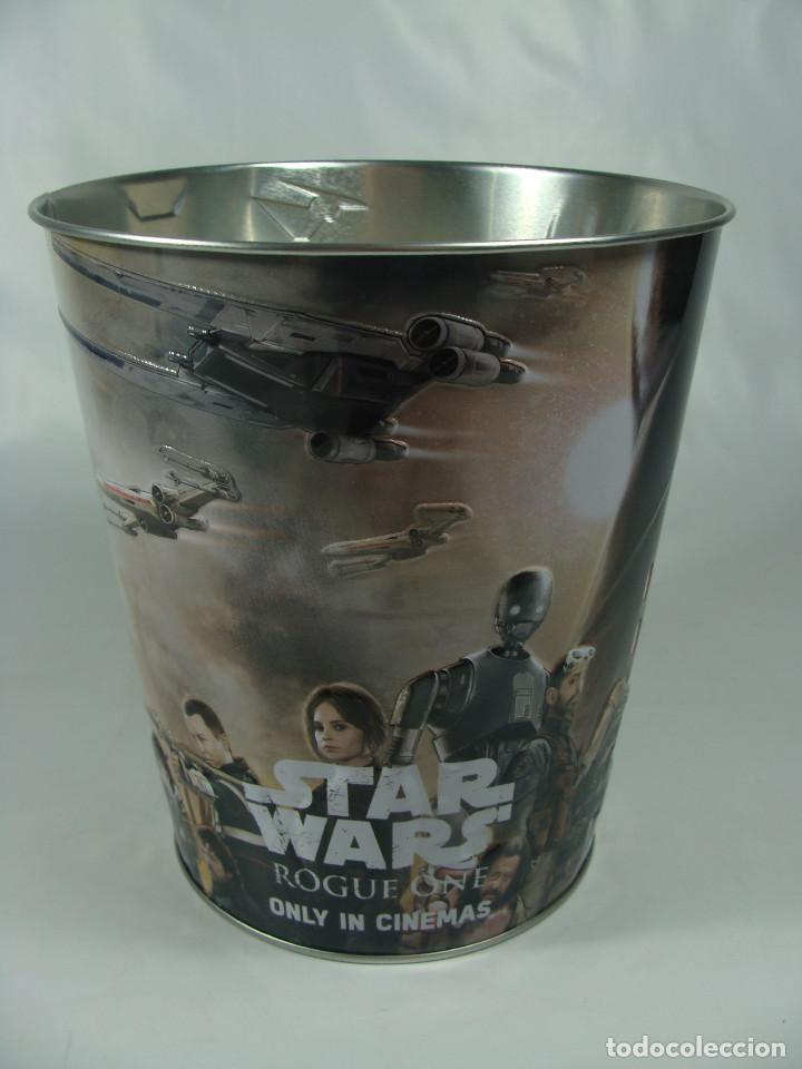 Figuras y Muñecos Star Wars: Cubos metálicos Star Wars Rogue One - Foto 2 - 122078543