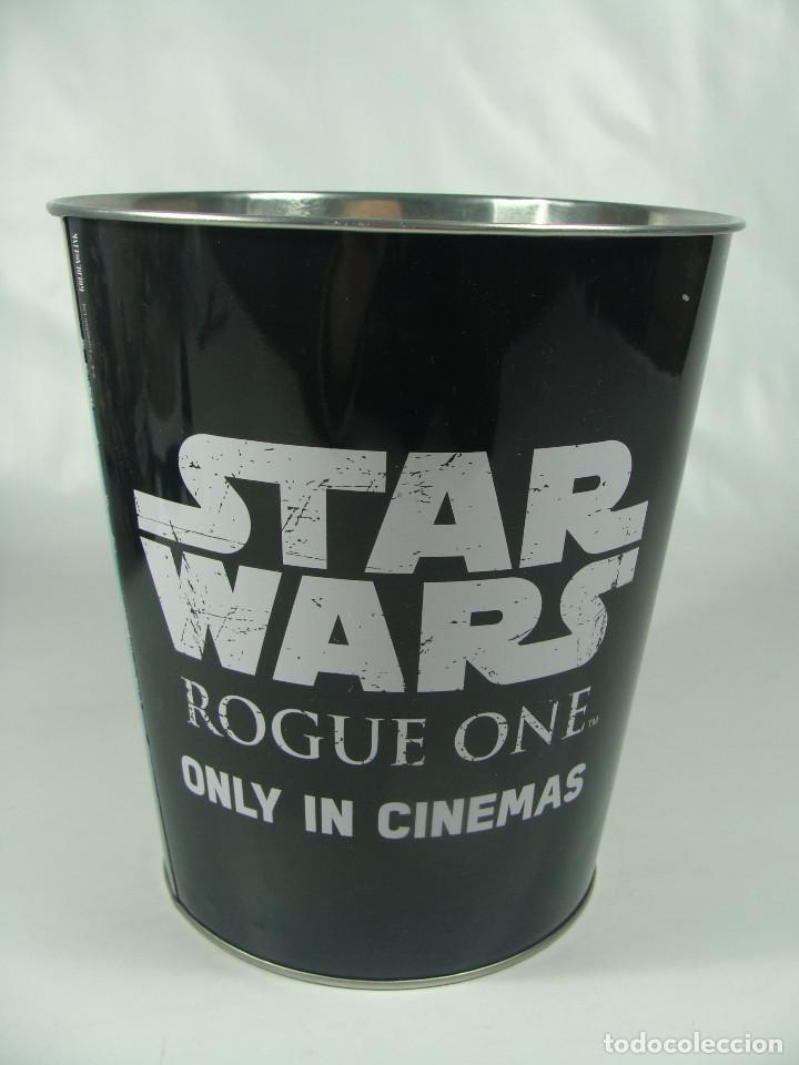 Figuras y Muñecos Star Wars: Cubos metálicos Star Wars Rogue One - Foto 3 - 122078543