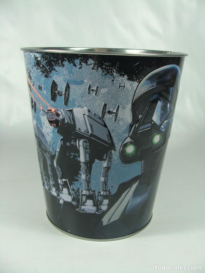 Figuras y Muñecos Star Wars: Cubos metálicos Star Wars Rogue One - Foto 4 - 122078543