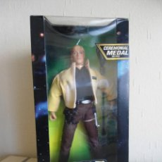 Figuras y Muñecos Star Wars: LUKE SKYWALKER -IN CEREMONIAL GEAR - STAR WARS HASBRO - KENNER 1997 - ACTION COLLECTION - 30CM NUEVA. Lote 122376515