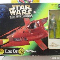 Figuras y Muñecos Star Wars: CLOUD CAR UNIVERSO EXPANDIDO STAR WARS NUEVO SIN ABRIR. Lote 122456819