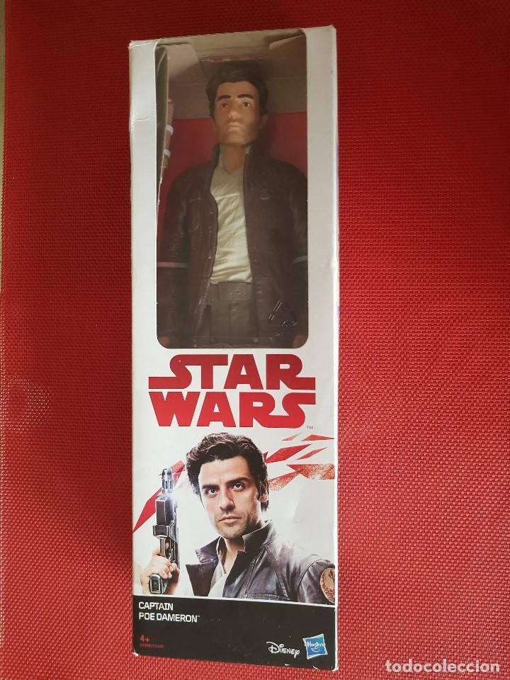 Figuras y Muñecos Star Wars: STAR WARS CAPTAIN POE DAMERON - Foto 2 - 122470003