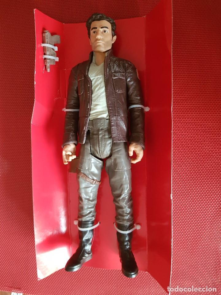 Figuras y Muñecos Star Wars: STAR WARS CAPTAIN POE DAMERON - Foto 3 - 122470003