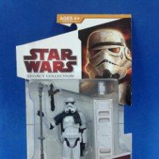 Figuras y Muñecos Star Wars: STAR WARS SANDTROOPER LEGACY COLLECTION (NUEVO). Lote 122647775