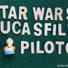 Figuras y Muñecos Star Wars: STAR WARS LUCASFILM TAMPON PILOTO. Lote 122853819