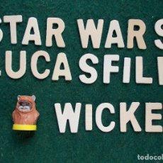 Figuras y Muñecos Star Wars: STAR WARS LUCASFILM TAMPON WICKET. Lote 122853915