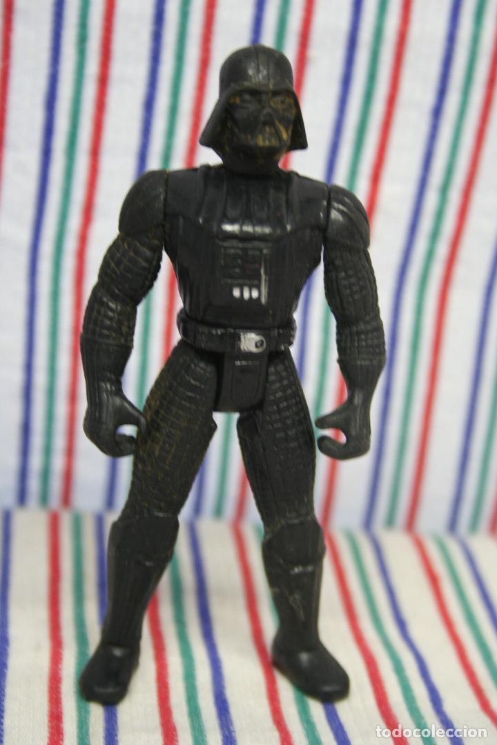 Figuras y Muñecos Star Wars: FIGURA ARTICULADA DARTH VADER DE STAR WARS DE KENNER - Foto 2 - 122902459