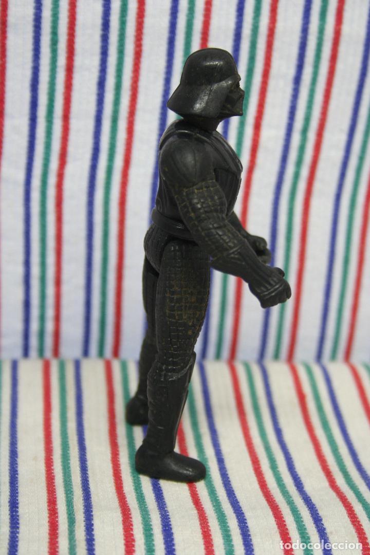 Figuras y Muñecos Star Wars: FIGURA ARTICULADA DARTH VADER DE STAR WARS DE KENNER - Foto 4 - 122902459