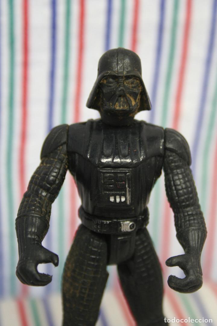Figuras y Muñecos Star Wars: FIGURA ARTICULADA DARTH VADER DE STAR WARS DE KENNER - Foto 6 - 122902459