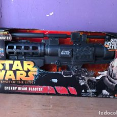Figuras y Muñecos Star Wars: STAR WARS GENERAL GREVIOUS ENERGY BEAM BLASTER - IDEAL COSPLAY. Lote 123859823