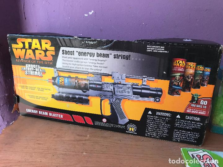 Figuras y Muñecos Star Wars: STAR WARS GENERAL GREVIOUS ENERGY BEAM BLASTER - IDEAL COSPLAY - Foto 4 - 123859823