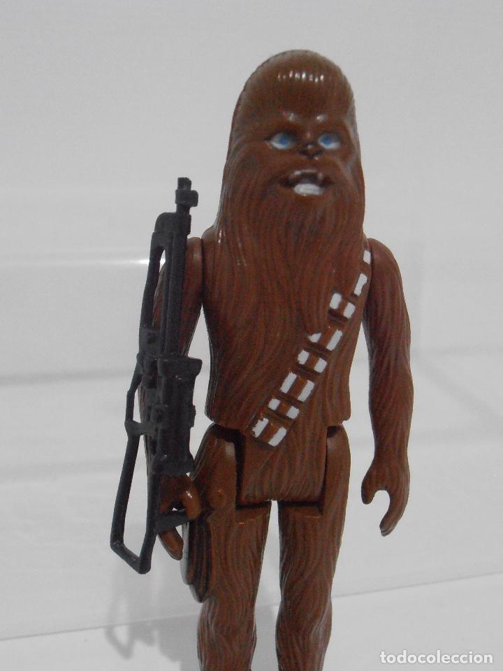 Figuras y Muñecos Star Wars: FIGURA STAR WARS, KENNER VINTAGE, CHEWBACCA, LA GUERRA DE LAS GALAXIAS, - Foto 2 - 124219807