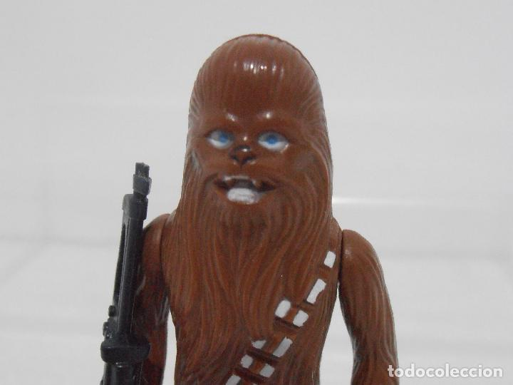 Figuras y Muñecos Star Wars: FIGURA STAR WARS, KENNER VINTAGE, CHEWBACCA, LA GUERRA DE LAS GALAXIAS, - Foto 3 - 124219807