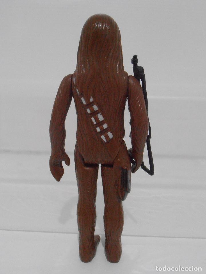 Figuras y Muñecos Star Wars: FIGURA STAR WARS, KENNER VINTAGE, CHEWBACCA, LA GUERRA DE LAS GALAXIAS, - Foto 5 - 124219807