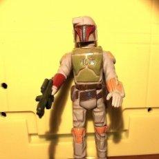 Figuras y Muñecos Star Wars: STAR WARS VINTAGE BOBA FETT CON ARMA BLASTER ©KENNER TAIWAN 1979. Lote 124569195