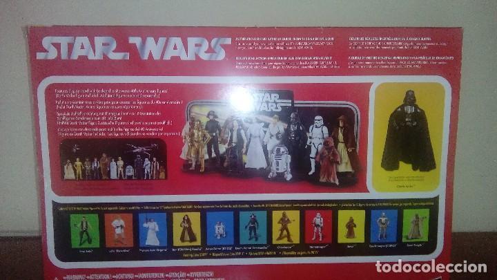 Figuras y Muñecos Star Wars: STAR WARS KENNER DARTH VADER 40 ANIVERSARIO PACK LEGADO - Foto 3 - 125027299