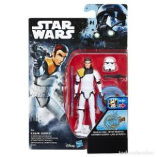 Figuras y Muñecos Star Wars: CI 10 STAR WARS HASBRO ROGUE ONE - KANAN JARRUS DISFRAZADO DE STORMTROOPER . Lote 125084519