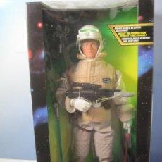 Figuras y Muñecos Star Wars: STAR WARS FIGURA DE LUKE SKYWALKER DE 12 PULGADAS (33 CM.) DE COLECCION HASBRO DE 1997. Lote 151657037