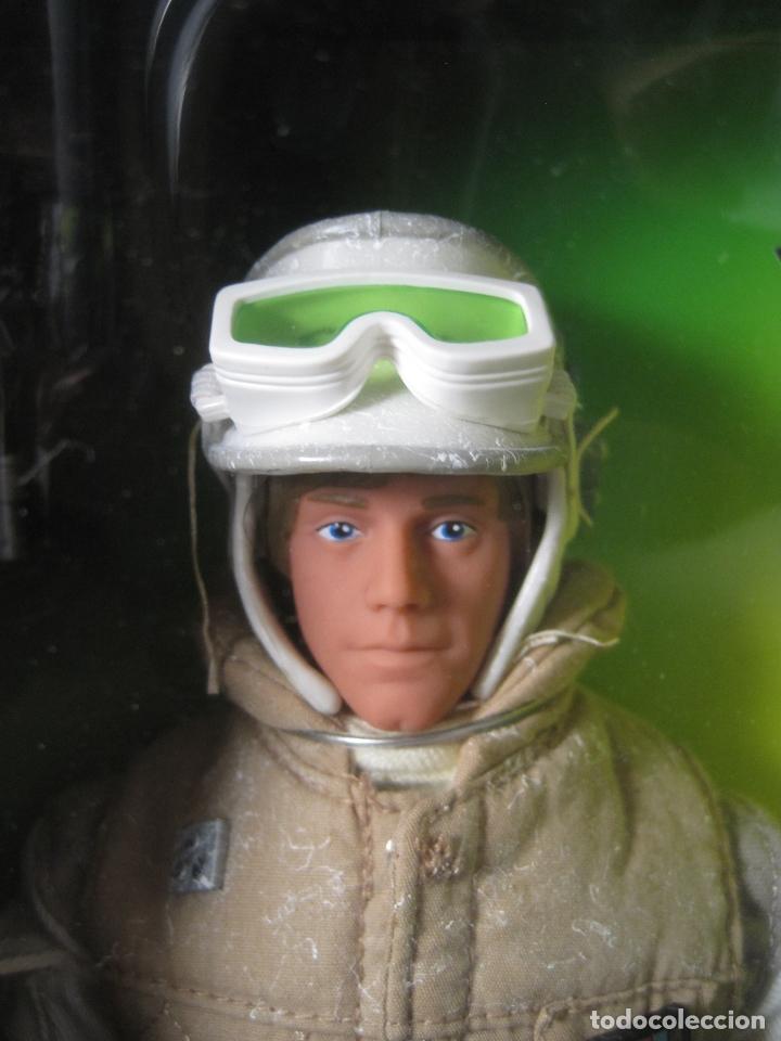 Figuras y Muñecos Star Wars: STAR WARS FIGURA DE LUKE SKYWALKER DE 12 PULGADAS (33 CM.) DE COLECCION HASBRO DE 1997 - Foto 2 - 151657037