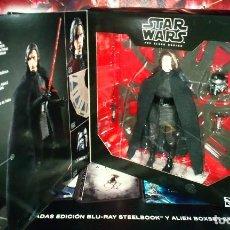 Figuras y Muñecos Star Wars: FIGURA STAR WARS BLACK SERIES KYLO REN THRONE ROOM 6'' - HASBRO - DISNEY - 2017, NUEVA, EN CAJA. Lote 125510179
