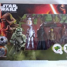 Figuras y Muñecos Star Wars: STAR WARS THE FORCE AWAKENS/NUEVO¡¡¡¡¡¡¡¡¡¡¡. Lote 125822431