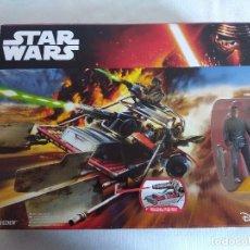 Figuras y Muñecos Star Wars: STAR WARS DESRET LANDSPEEDER/NUEVO¡¡¡¡¡¡¡¡¡¡¡. Lote 125822739