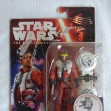 Figuras y Muñecos Star Wars: STAR WARS/THE FORCE AWAKEN-POE DAMERON/NUEVO¡¡¡¡¡¡¡¡¡¡¡. Lote 125823663
