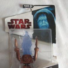 Figuras y Muñecos Star Wars: STAR WARS/DARTH SIDIOUS/LEGACY COLLECTION/NUEVO¡¡¡¡¡¡¡¡¡¡¡. Lote 125921759