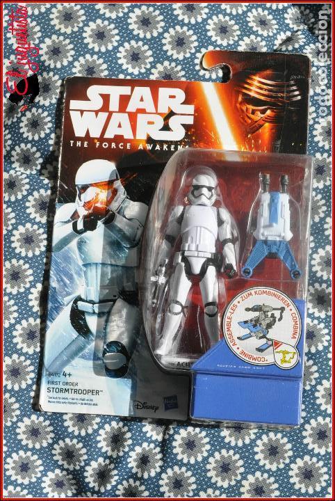 CI 26 STAR WARS HASBRO THE FORCE AWAKENS DESPERTAR FUERZA - FIRST ORDER STORMTROOPER B4172 (Juguetes - Figuras de Acción - Star Wars)