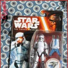 Figuras y Muñecos Star Wars: CI 26 STAR WARS HASBRO THE FORCE AWAKENS DESPERTAR FUERZA - FIRST ORDER STORMTROOPER B4172. Lote 125996783