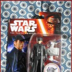Figuras y Muñecos Star Wars: CI 27 STAR WARS HASBRO THE FORCE AWAKENS DESPERTAR FUERZA - FIRST ORDER GENERAL HUX B4164. Lote 125996963