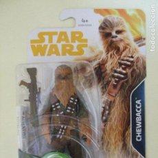 Figuras y Muñecos Star Wars: FIGURA CHEWBACCA - HAN SOLO A STAR WARS STORY DISNEY HASBRO WOOKIEE LA GUERRA DE LAS GALAXIAS 3,75. Lote 126095391