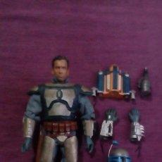 Figuras y Muñecos Star Wars: STAR WARS FIGURA JANGO FETT. Lote 126203339