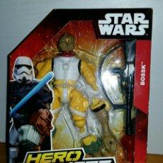 Figuras y Muñecos Star Wars: STAR WARS HERO MASHERS BOSSK.. Lote 126437027
