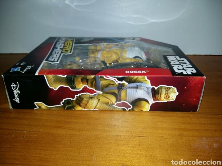 Figuras y Muñecos Star Wars: Star Wars Hero Mashers Bossk. - Foto 3 - 126437027