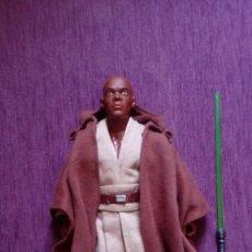 Figuras y Muñecos Star Wars: STAR WARS FIGURA MACE WINDU. Lote 126455763