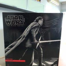 Figuras y Muñecos Star Wars: FIGURA STAR WARS KYLO REN THRONE ROOM BLACK SERIES NUEVA. Lote 126761231