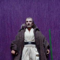 Figuras y Muñecos Star Wars: STAR WARS FIGURA QUI GON JINN. Lote 126896387