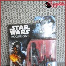 Figuras y Muñecos Star Wars: CI2 6 STAR WARS HASBRO ROGUE ONE - FIGURA IMPERIAL GROUND CREW. Lote 127343487