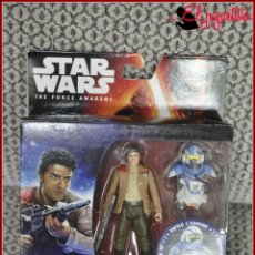 Figuras y Muñecos Star Wars: CI2 7 STAR WARS HASBRO THE FORCE AWAKENS - POE DAMERON. Lote 127345363