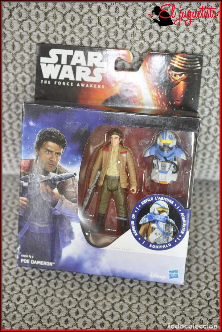CI2 8 STAR WARS HASBRO THE FORCE AWAKENS - POE DAMERON (Juguetes - Figuras de Acción - Star Wars)