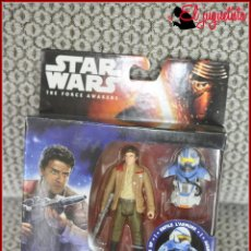 Figuras y Muñecos Star Wars: CI2 8 STAR WARS HASBRO THE FORCE AWAKENS - POE DAMERON. Lote 127345395