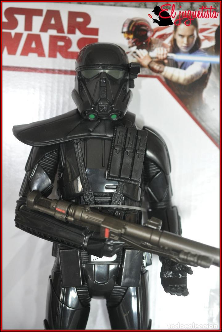 Figuras y Muñecos Star Wars: CI 36 STAR WARS HASBRO LOS ÚLTIMOS JEDI - IMPERIAL DEATH TROOPER - Foto 2 - 127349503