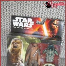 Figuras y Muñecos Star Wars: CI 40 STAR WARS HASBRO THE FORCE AWAKENS - CHEWBACCA. Lote 127353543