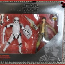 Figuras y Muñecos Star Wars: CI 48 STAR WARS BLACK SERIES - POE DAMERON STORMTROOPER. Lote 127364659