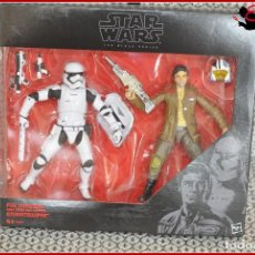 Figuras y Muñecos Star Wars: CI 49 STAR WARS BLACK SERIES - POE DAMERON STORMTROOPER. Lote 127364671